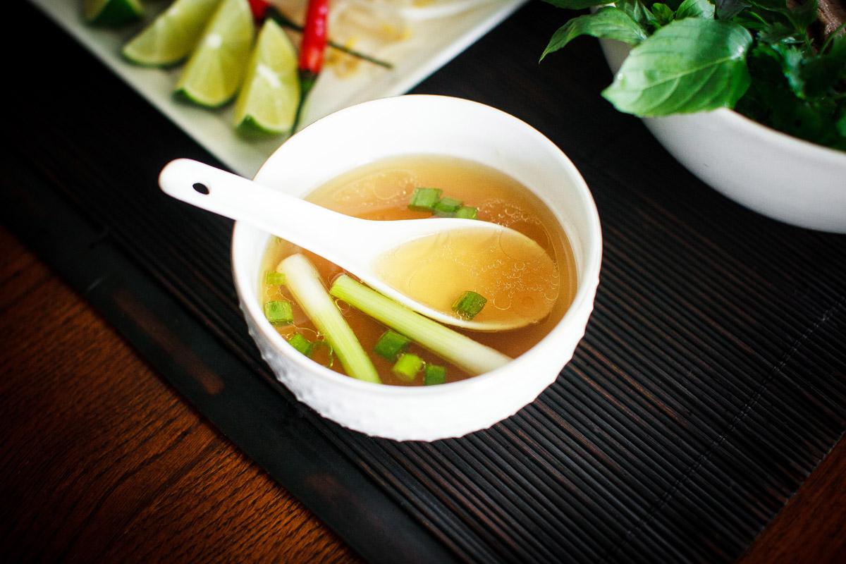 Instant Pot Beef Pho Recipe