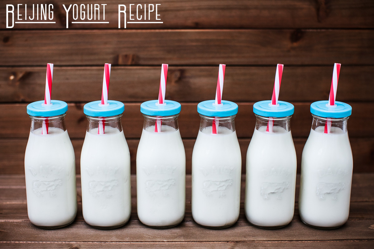 Beijing Yogurt Recipe