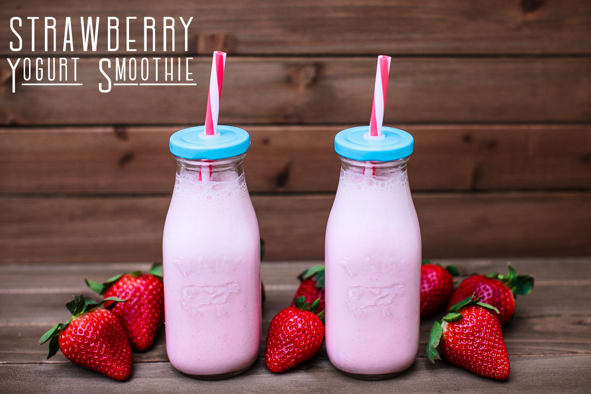 Strawberry Yogurt Smoothie Recipe