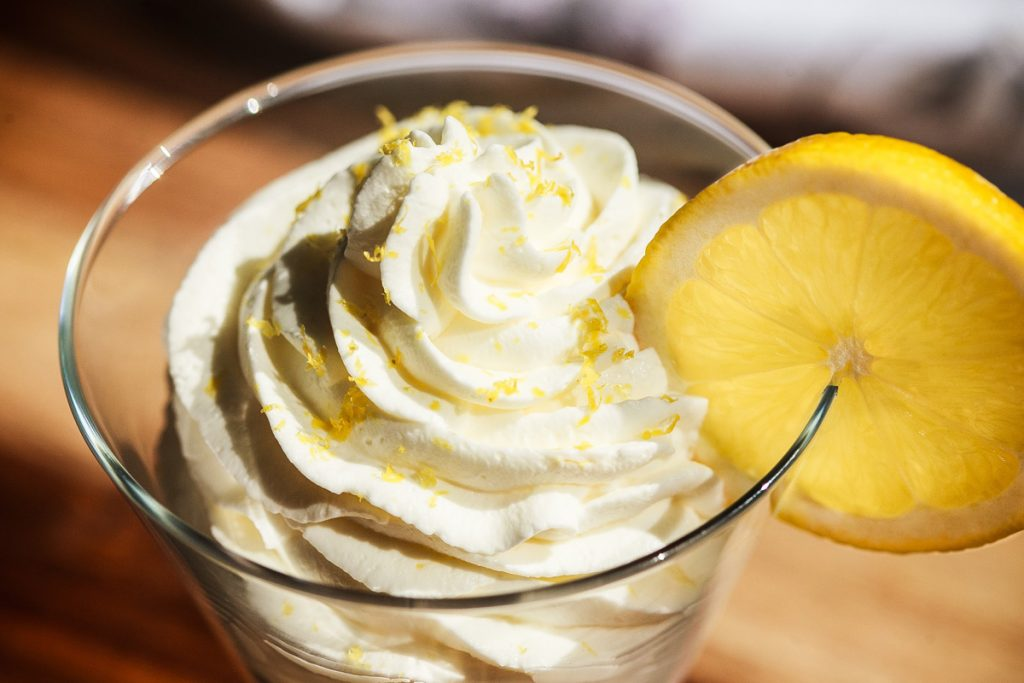 Lemon Syllabub Recipe