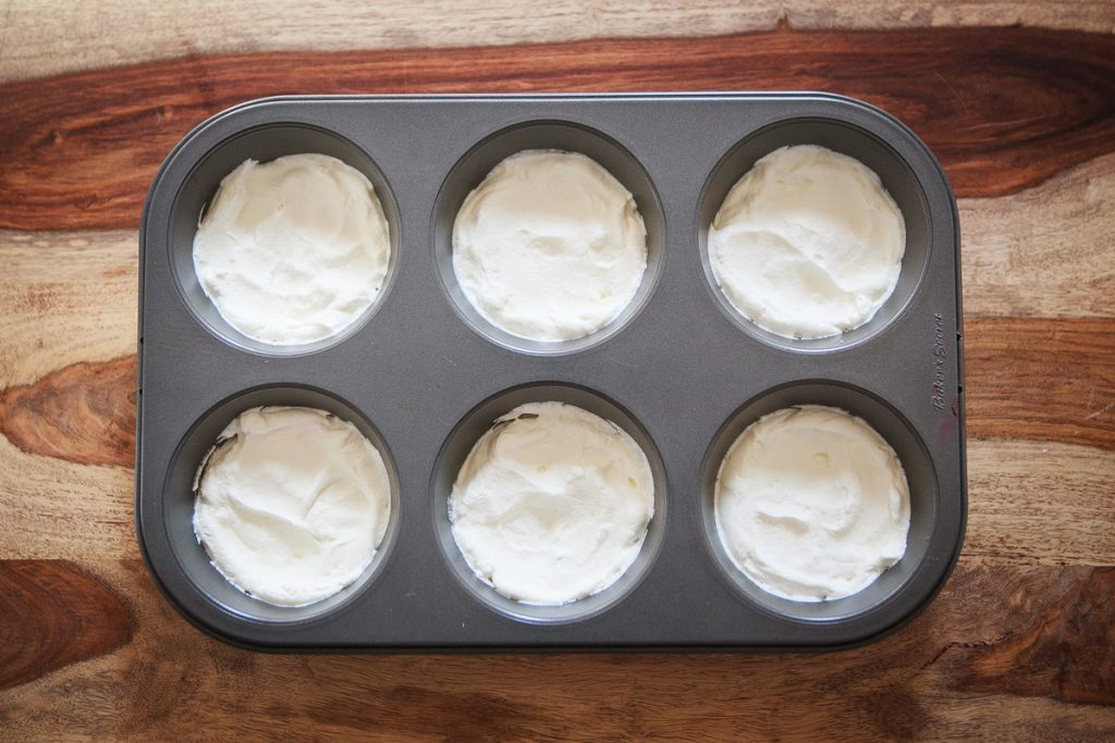 Marble Eggs with Whipped Cream Dye