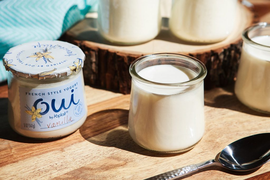 Oui Vanilla French Style Yogurt Copycat Recipe