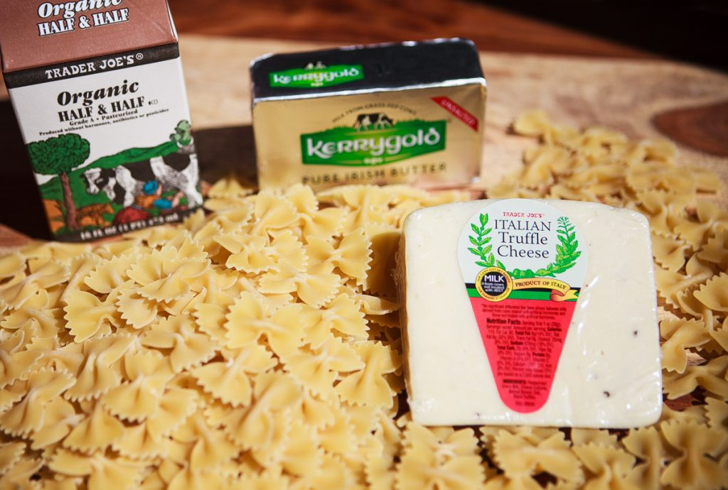 Instant Pot Truffle Mac and Cheese Recipe