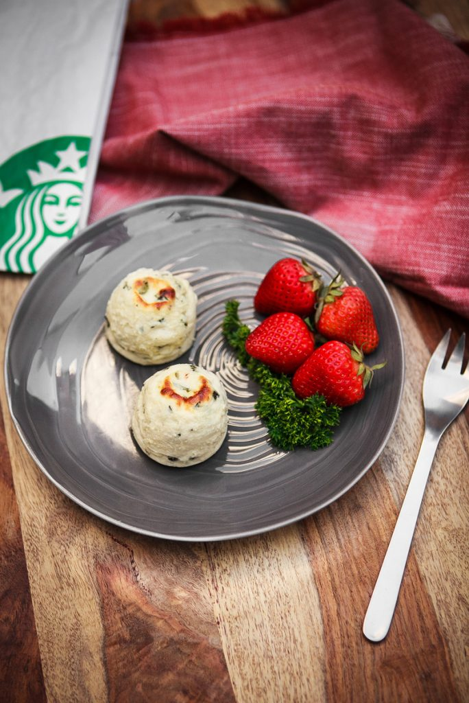 Instant Pot Starbucks Egg White & Red Pepper Egg Bites Recipe