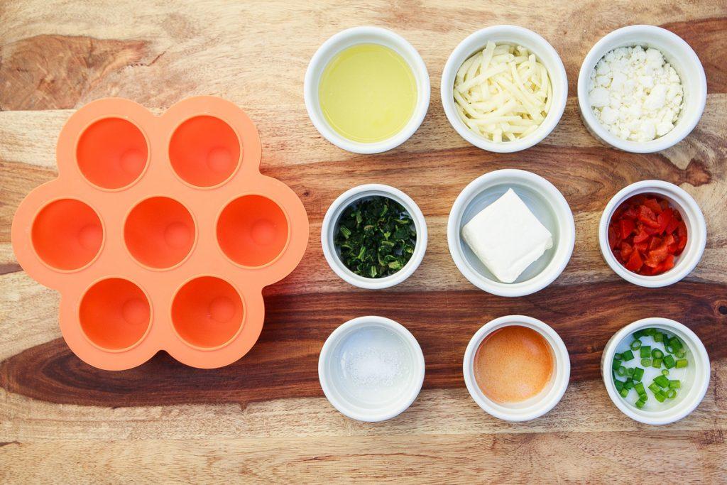 Instant Pot Starbucks Egg White & Red Pepper Egg Bites Recipe
