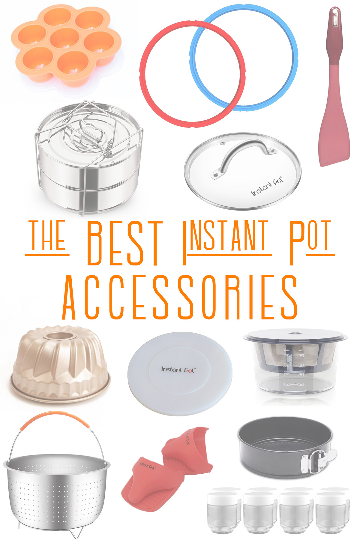 The Best Instant Pot Accessories