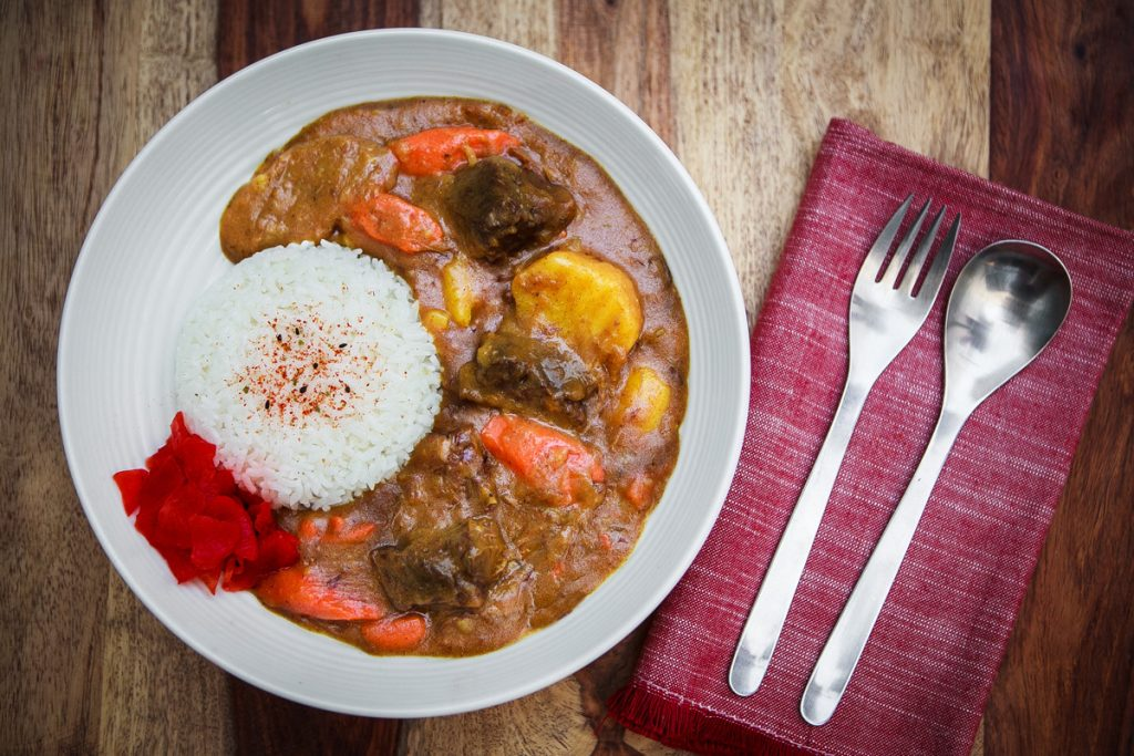 Instant Pot Japanese Beef Curry Recipe