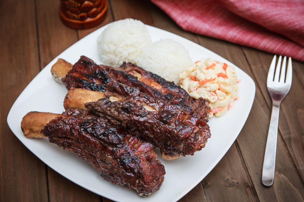 Instant Pot Teriyaki BBQ Beef Ribs Recipe