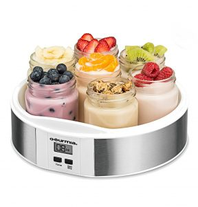 Gourmia Yogurt Maker