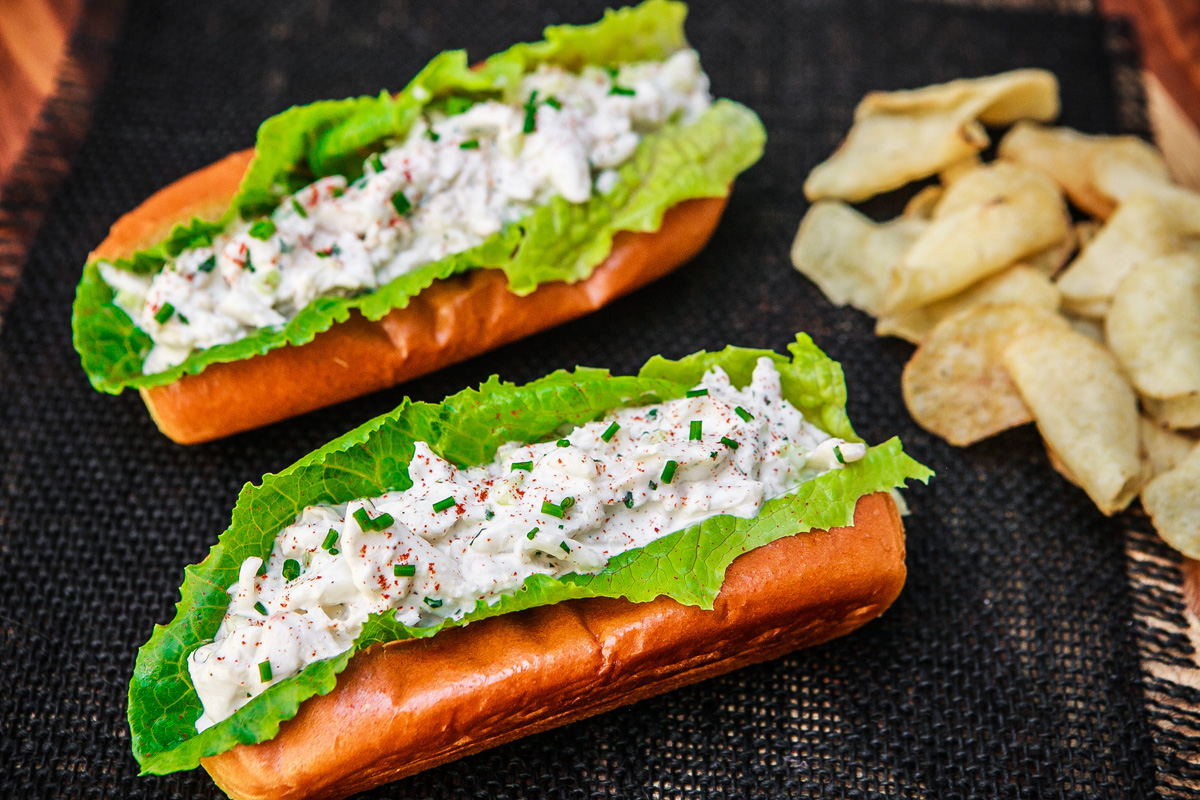 Crab Roll Recipe