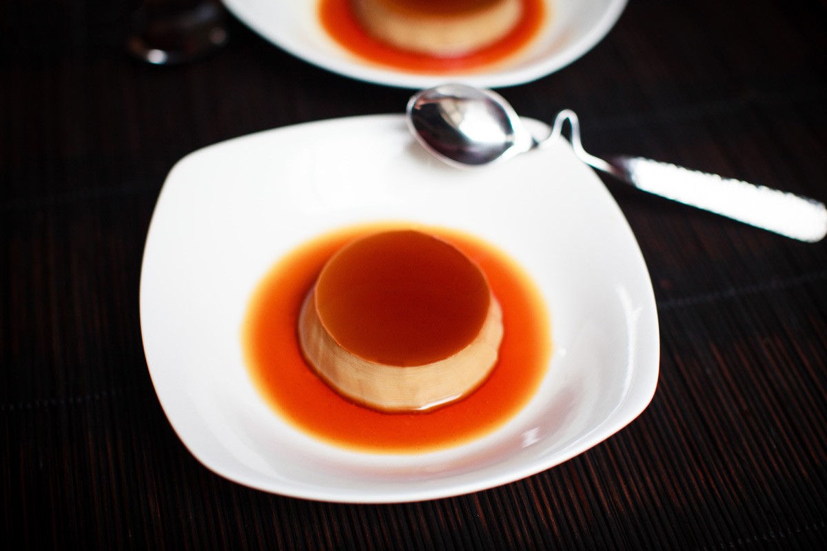 Instant Pot Vietnamese Coffee Flan Recipe