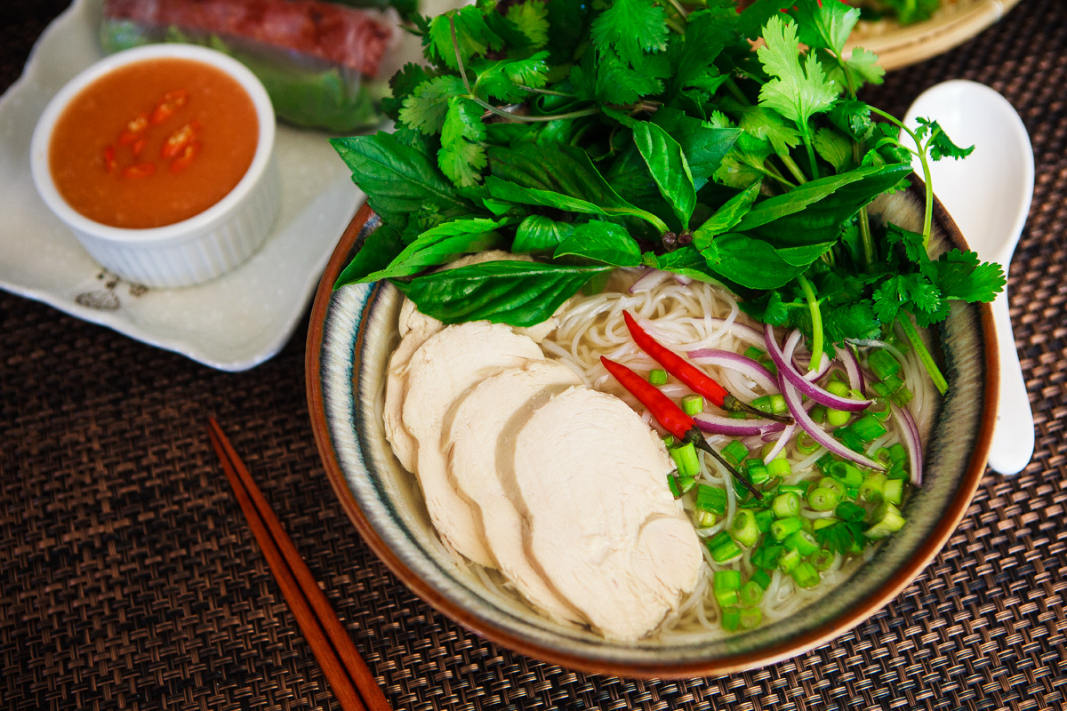 The BEST Instant Pot Pho Ga Chicken Pho Recipe