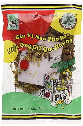 Instant Pot Pho Recipe - Pho Spice Packet