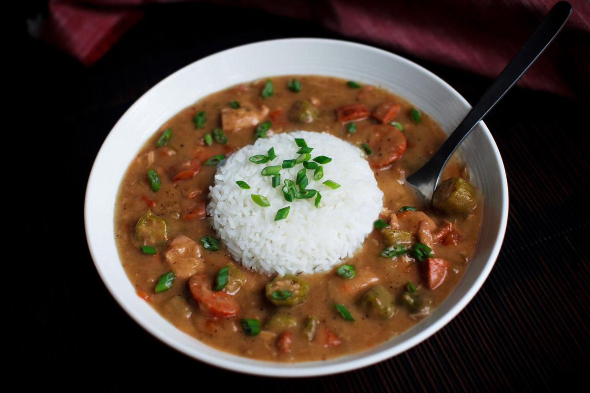 Instant Pot Disneyland's Blue Bayou Gumbo Recipe