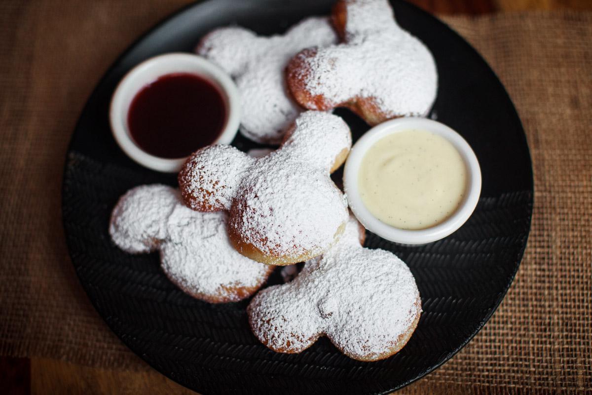 Disneyland Cafe Orleans Mickey Beignets Recipe