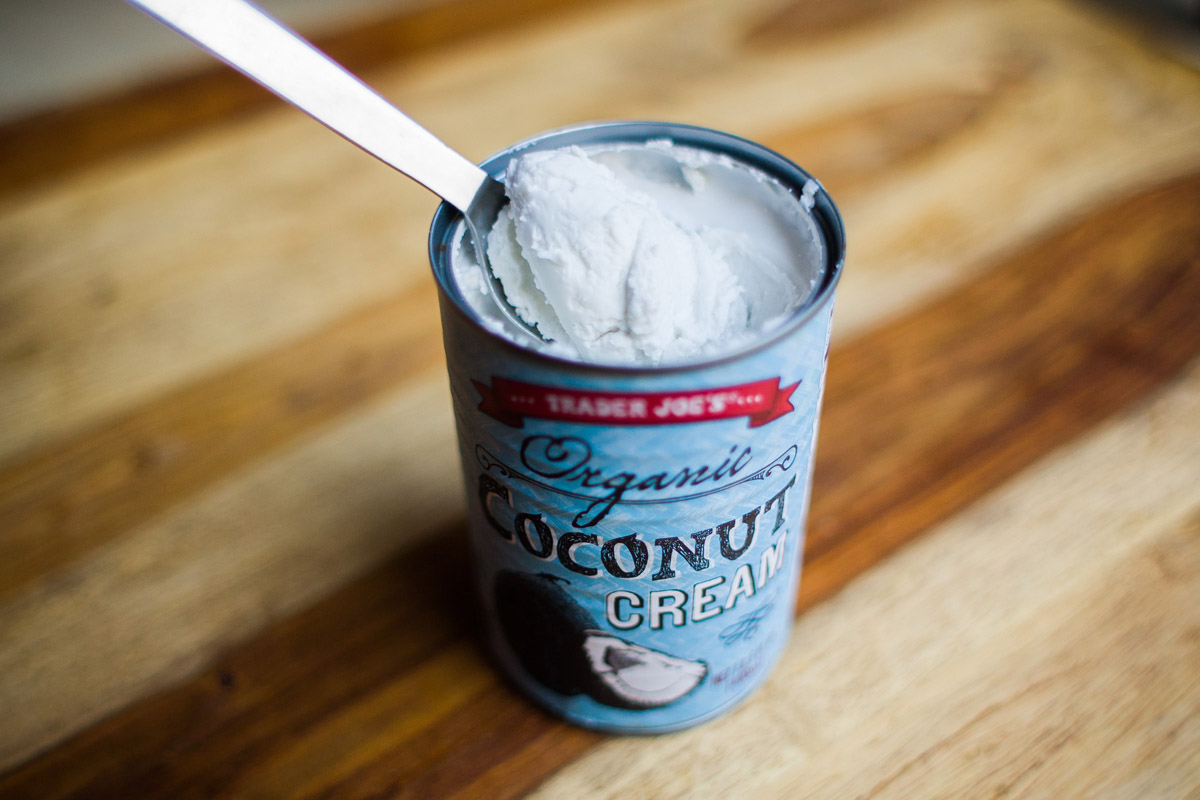 Coconut Whipped Cream Recipe