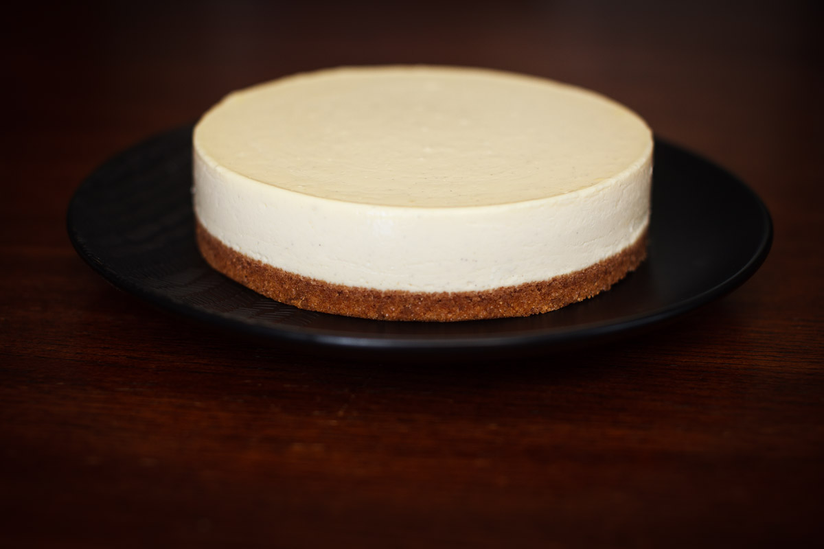Easy Instant Pot Vanilla Cheesecake Recipe