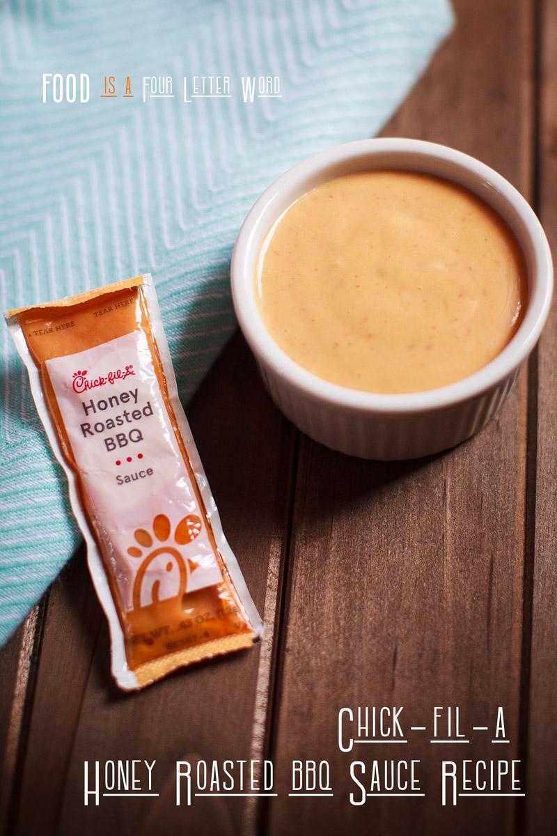 COPYCAT Chick-fil-A Honey Roasted BBQ Sauce Recipe