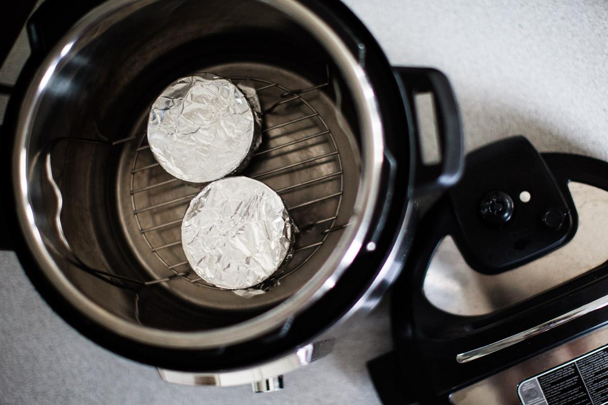 Instant Pot Coddled Eggs Recipe