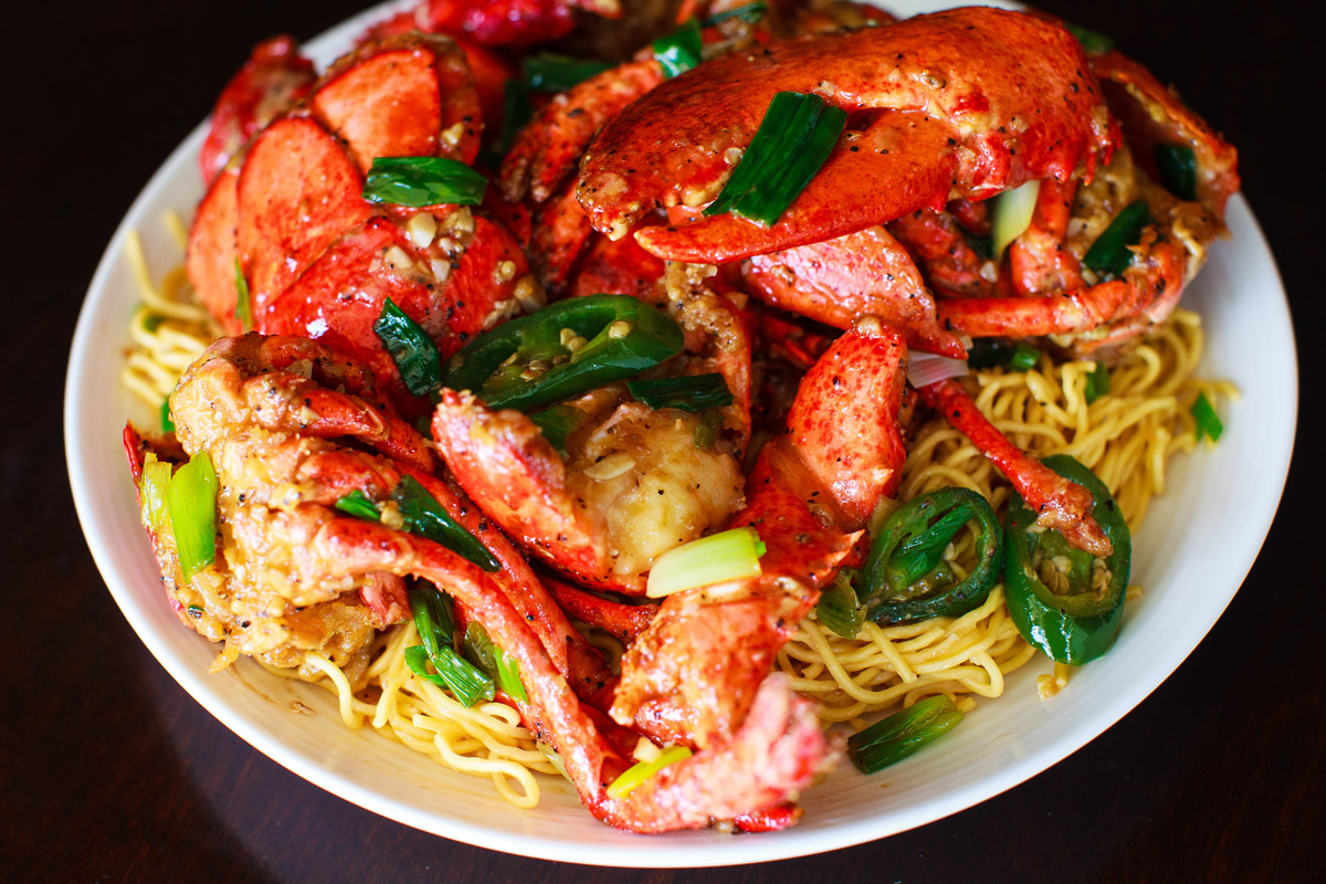 House Special Lobster Recipe (Copycat of Tang Cang Newport Seafood)