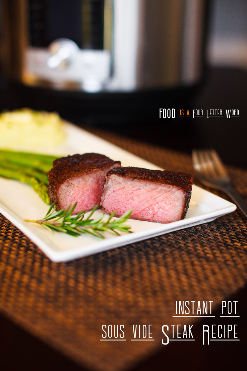 Instant Pot Sous Vide Steak Recipe