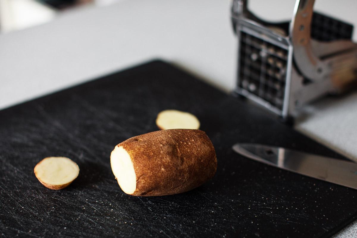 Instant Pot Vortex Air Fryer French Fries Recipe
