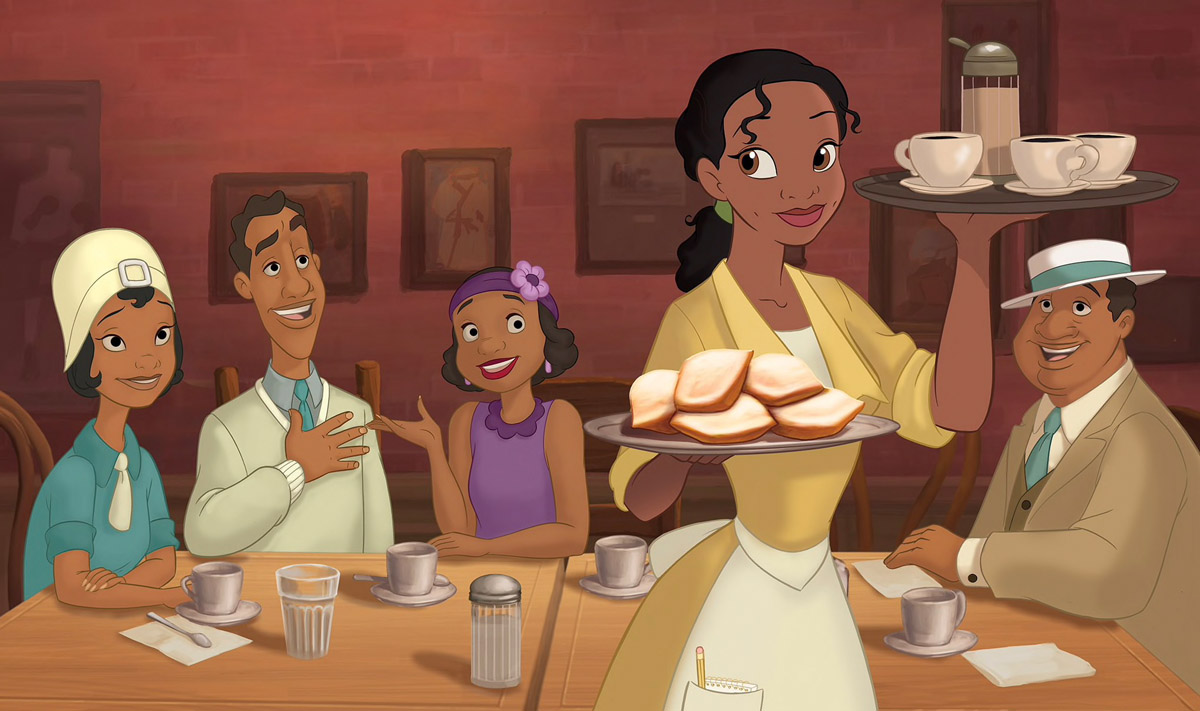 Tiana's New Orleans Beignets Recipe from The Princess and ...