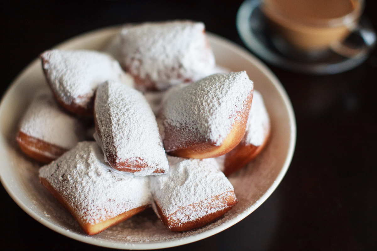 Tiana's New Orleans Beignets Recipe from The Princess and The Frog