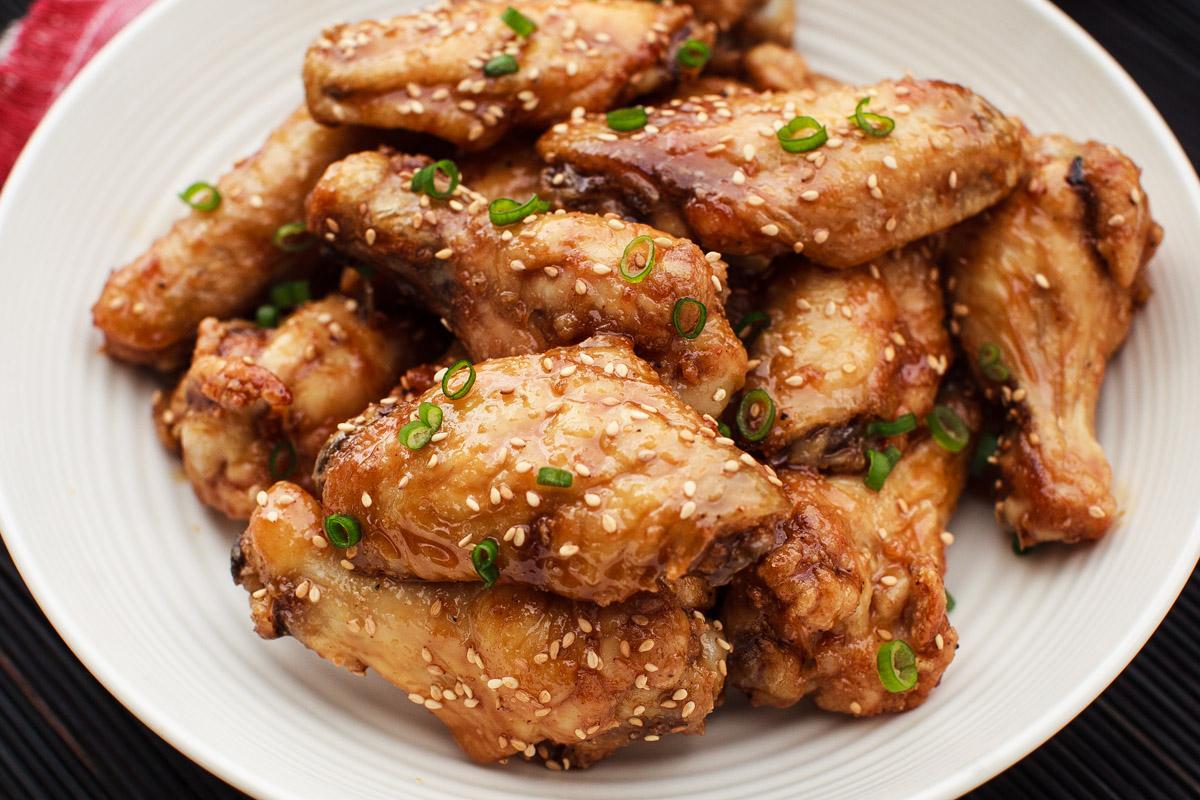 Air Fryer Teriyaki Chicken Wings Recipe
