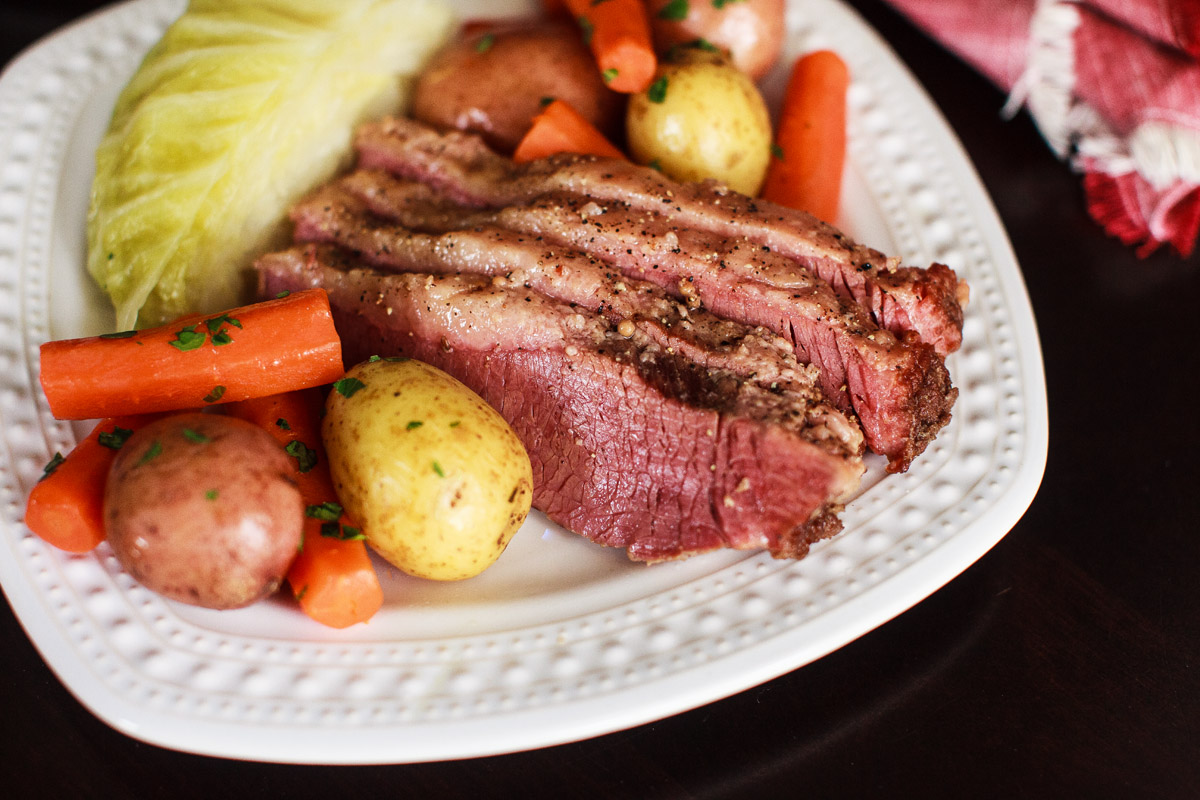Instant Pot Corned Beef Brisket Recipe