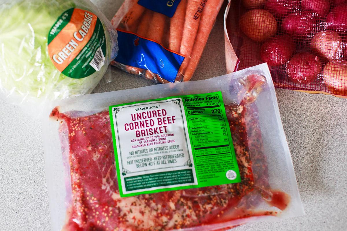 Instant Pot Corned Beef Brisket Recipe