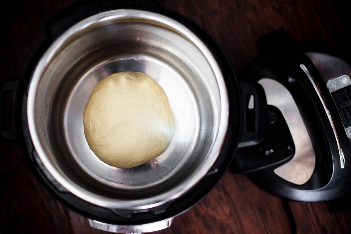 Instant Pot Dough Proofing