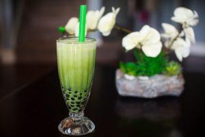 Matcha Bubble Tea Recipe - Matcha Milk Tea Boba