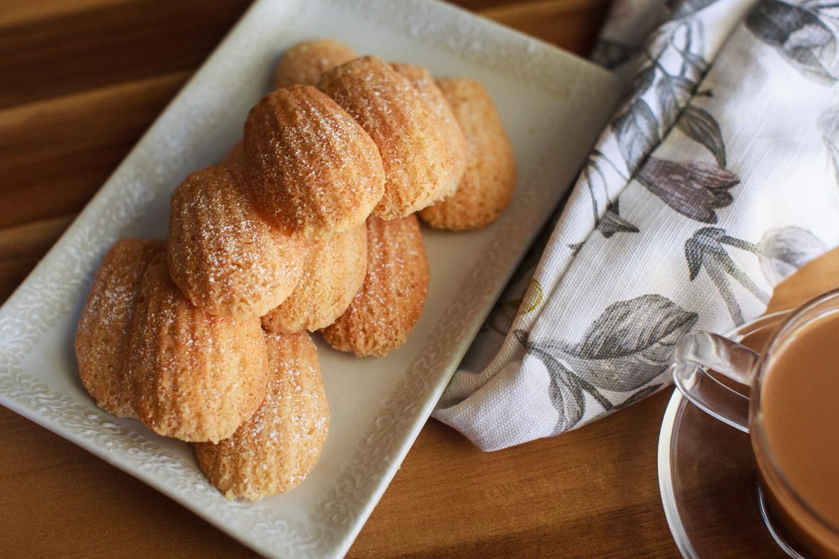 Classic Madeleines Recipe (les Madeleines de Commercy)