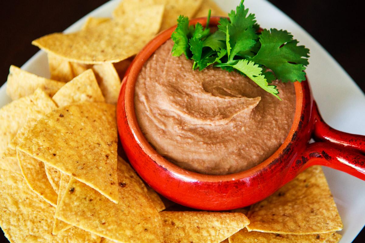 EASY Instant Pot Refried Beans Recipe (No-Soak)