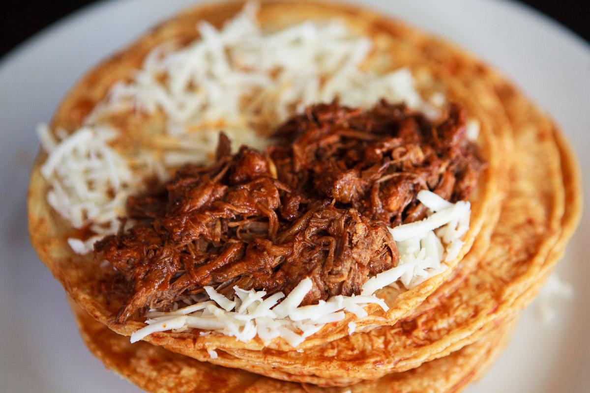 Instant Pot Birria Tacos with Consome Recipe - Birria Quesa Tacos Con Consomé