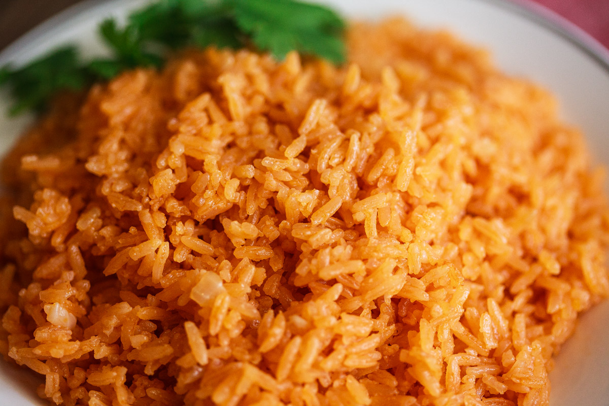 Instant Pot Mexican Rice Recipe