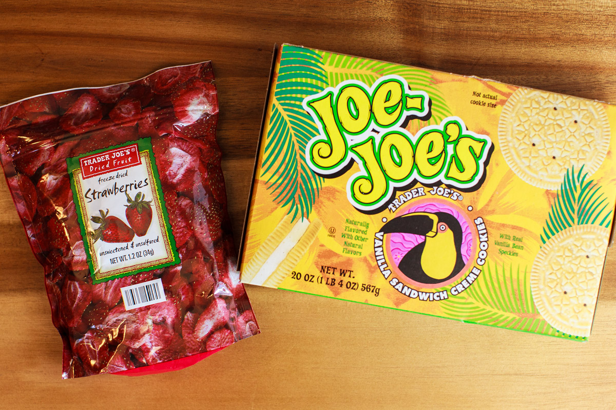 EASY No-Bake Mooncake Recipe using Vanilla Joe-Joe's or Oreos