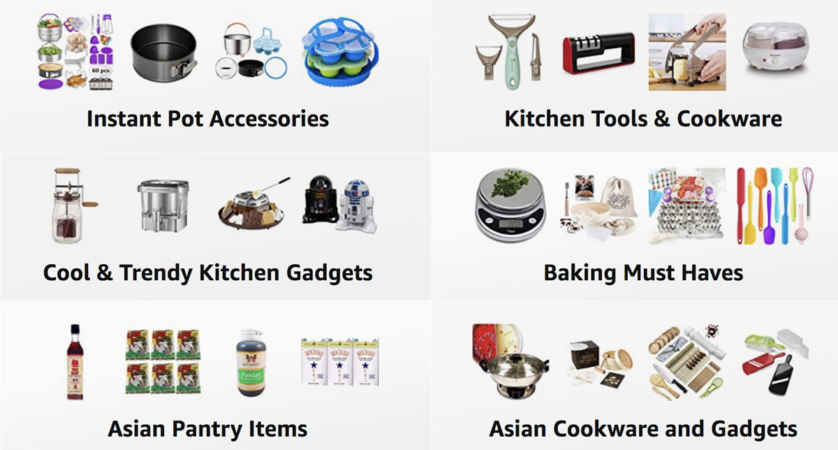 List of the Best and Coolest Kitchen Tools and Gadgets