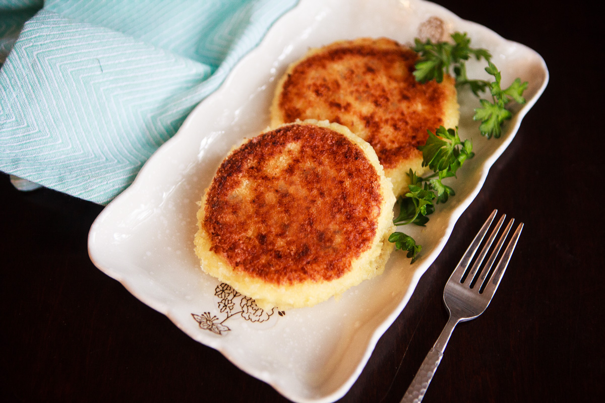 Thanksgiving Leftovers Pan-Fried Croquettes Recipe