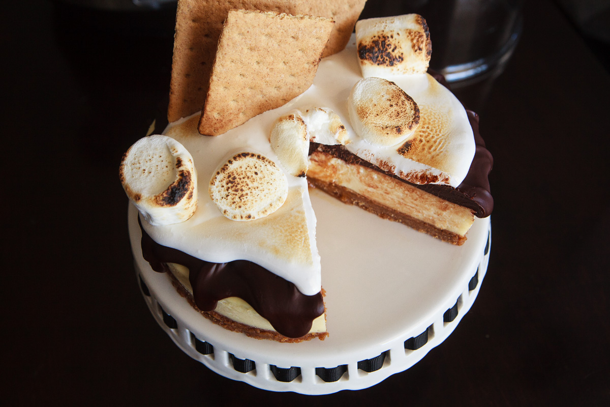 Instant Pot S'mores Cheesecake Recipe