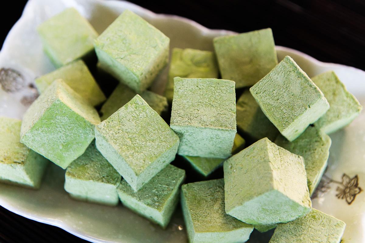 Homemade Matcha Marshmallows Recipe