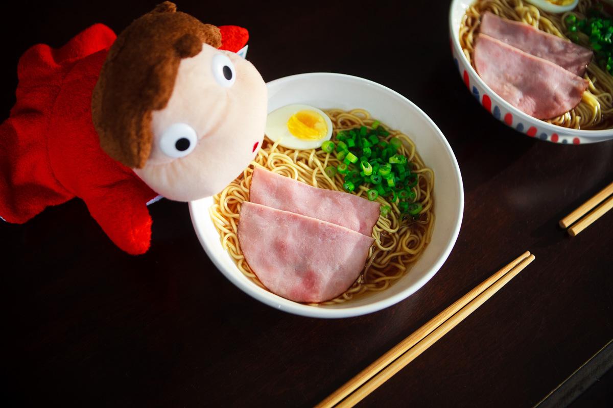 Ponyo's Ramen Recipe - Studio Ghibli Meal