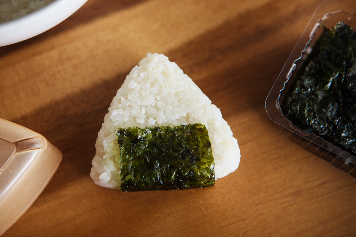 Trader Joe's Tuna-Mayo Onigiri Recipe (Japanese Rice Ball)