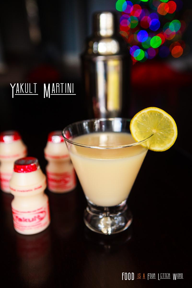 Yakult Martini Recipe - Japanese Mixed Drink