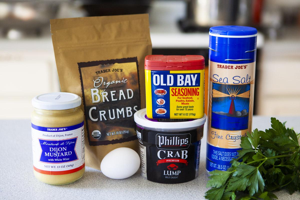 Air Fryer Crab Cakes with Tartar Sauce Recipe