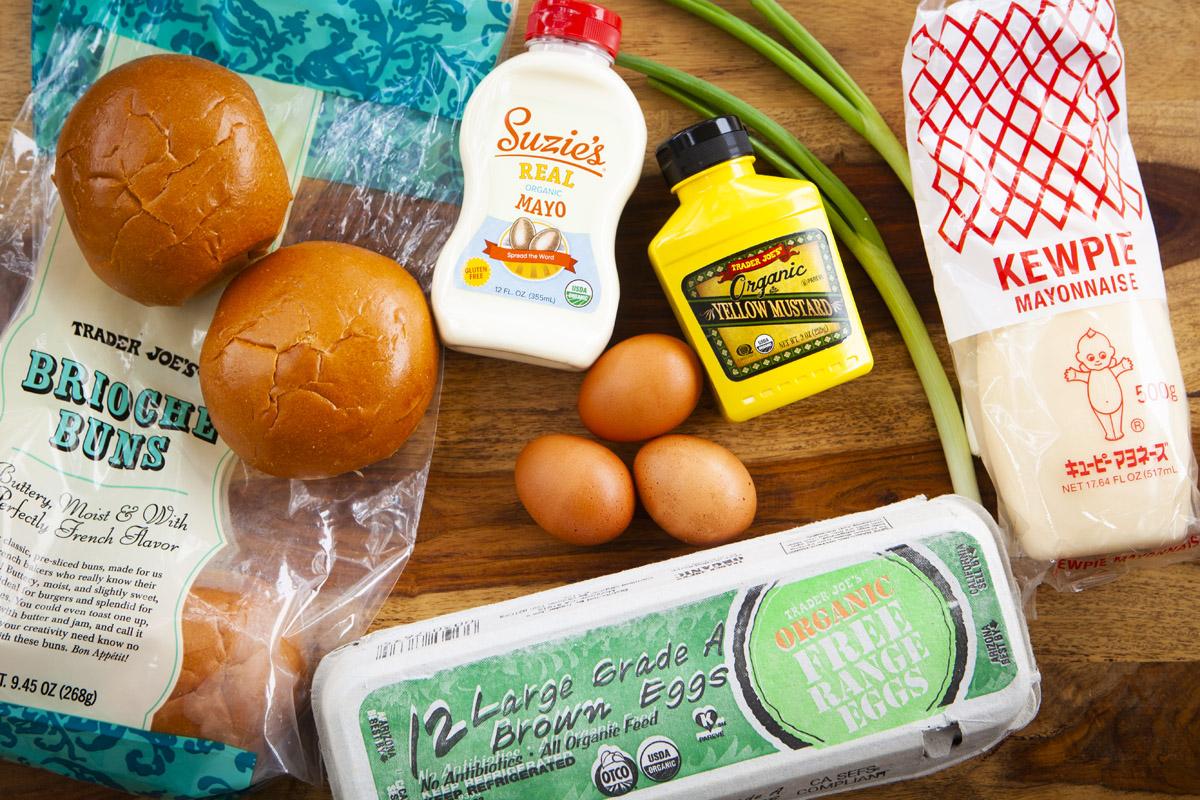 Fluffy & Creamy Egg Salad Sandwich Recipe