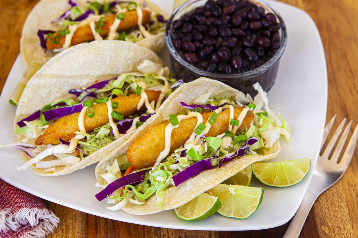 Trader Joe's Crispy Baja Fish Tacos Recipe Idea
