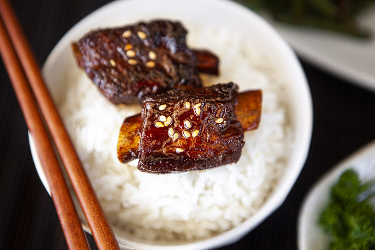Instant Pot Din Tai Fung Sweet & Sour Pork Baby Back Ribs Recipe