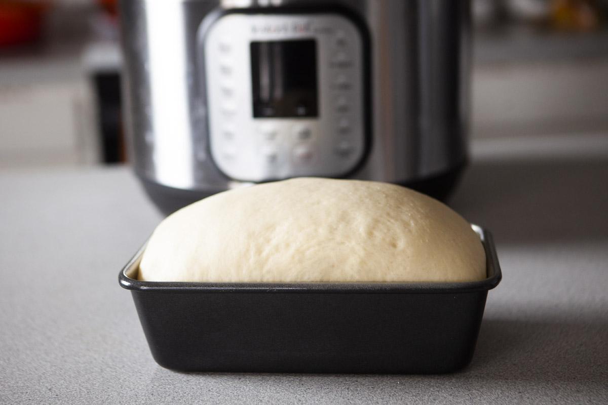 Instant Pot Classic Sandwich Bread Recipe